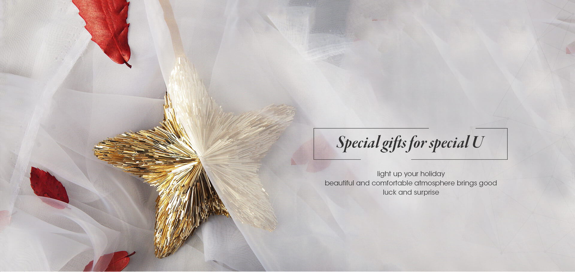 Special gifts for special U